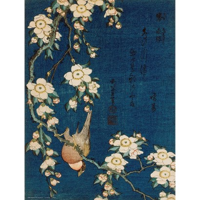 Art.com - Bird and Cherry Tree