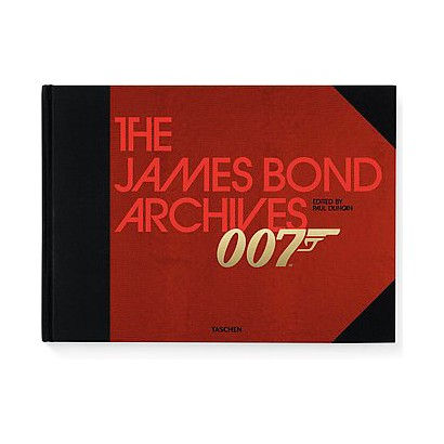 The James Bond Archives (Hardcover)