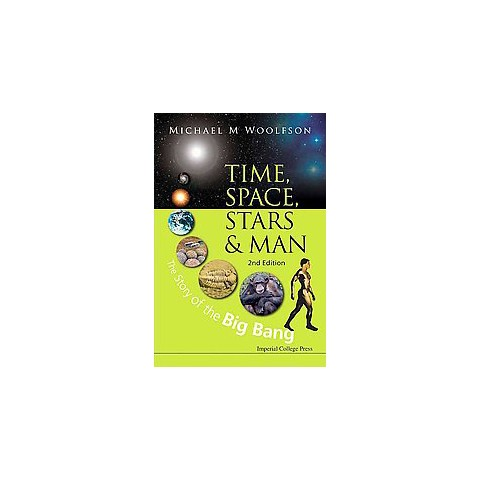 Time Space, Stars and Man (Hardcover)