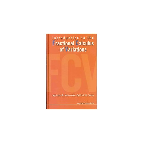 Introduction to the Fractional Calculus of Variations (Hardcover)