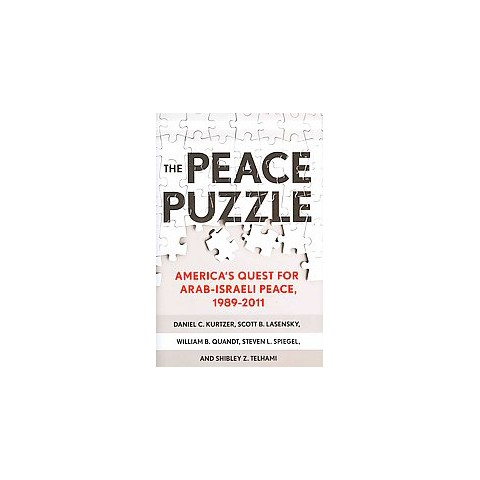 The Peace Puzzle (Hardcover)