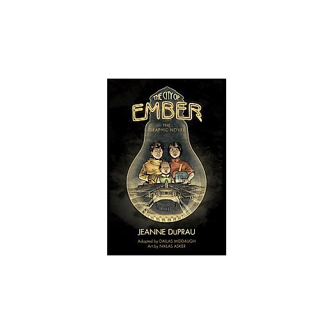 The City of Ember (Reprint) (Hardcover)