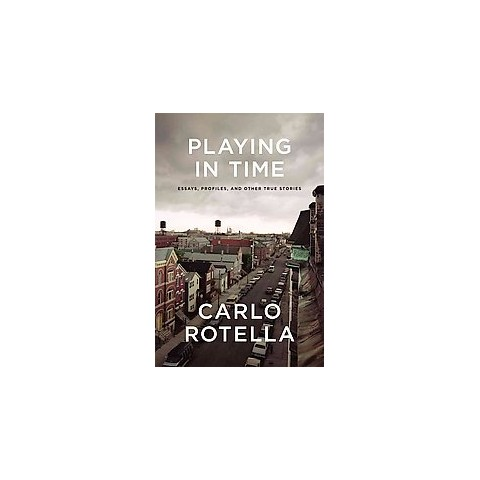 Playing in Time (Hardcover)