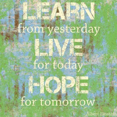 Art.com - Learn Live Hope