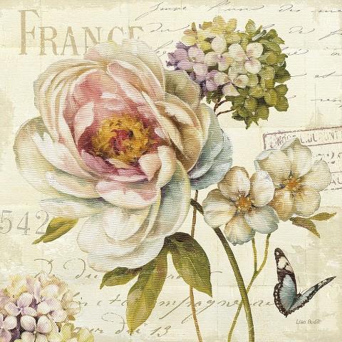 Art.com - Marche de Fleurs III