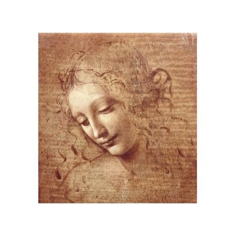 Art.com - Female Head c.1508 Art Print