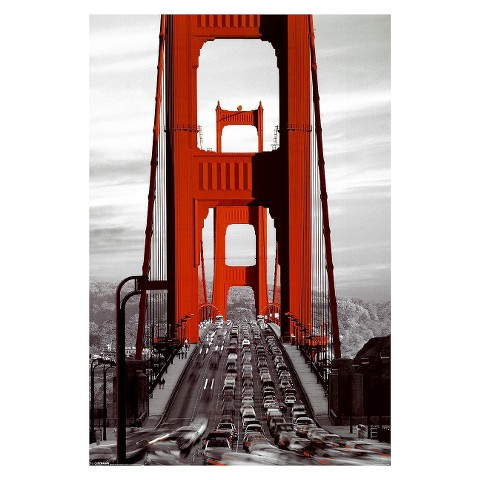 Art.com - Golden Gate Bridge