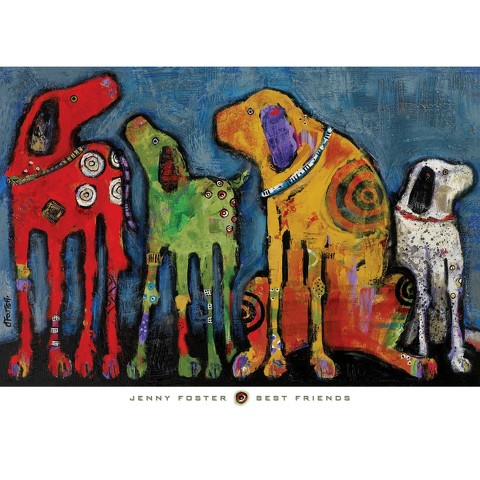 Art.com - Best Friends