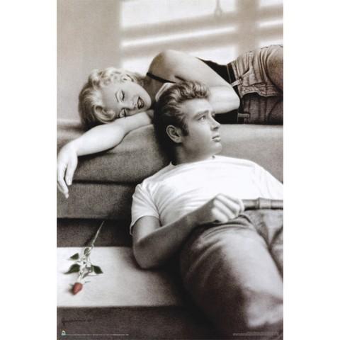 Art.com - Monroe and Dean