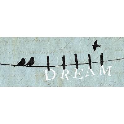 Art.com - Birds on a Wire Art Print