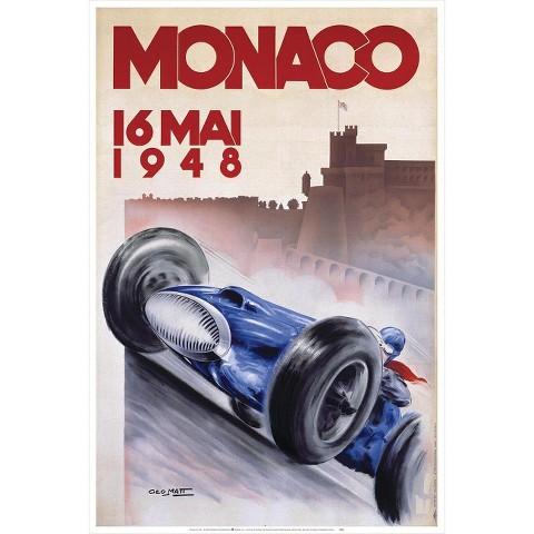 Art.com - Monaco, May 1948