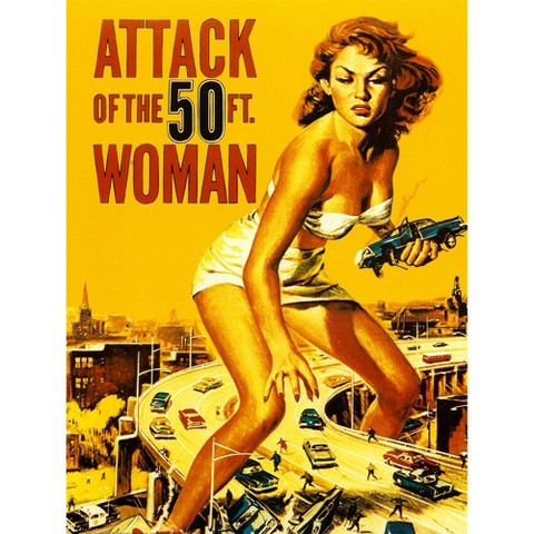 Art.com - The 50 Foot Woman
