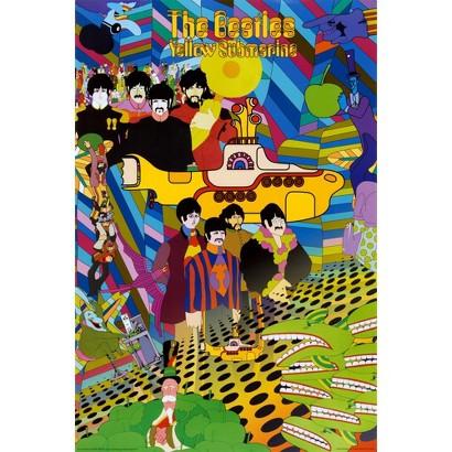 Art.com - The Beatles Yellow Submarine Poster