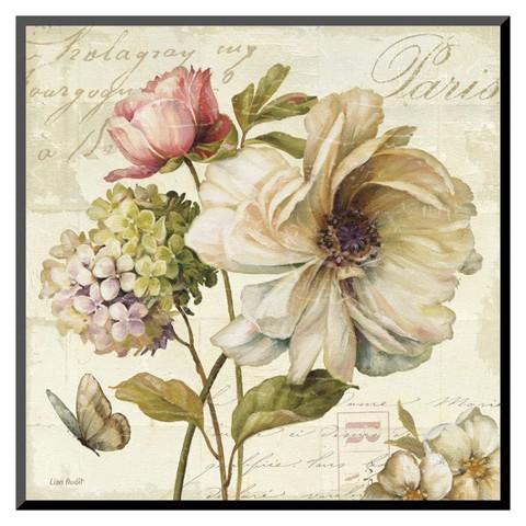 Art.com - Marche de Fleurs II