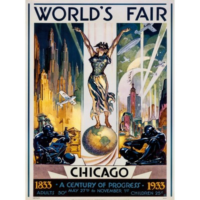 ECOM Art.com - World's Fair 1933 Art Print