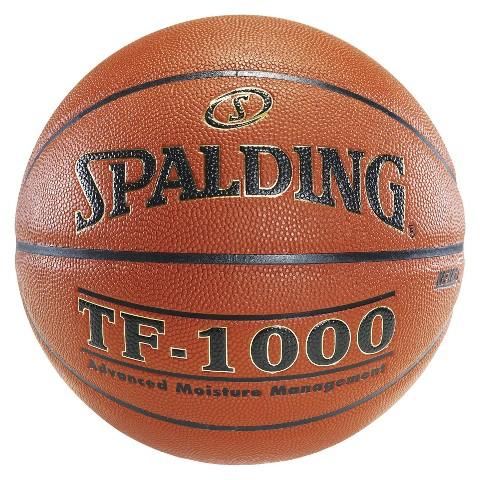 "Spalding NFHS TF-1000 Basketball - Brown (29.5"")"