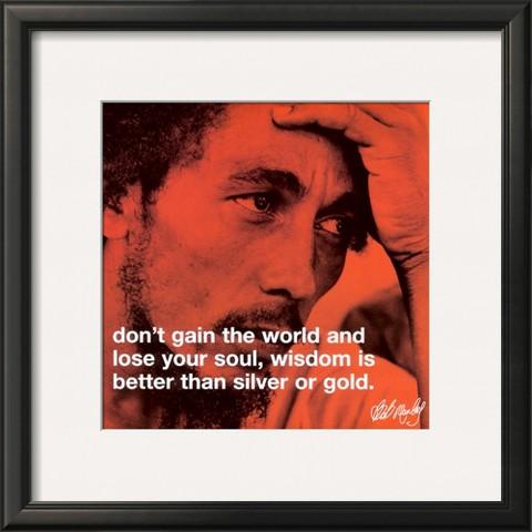 Art.com - Bob Marley Framed Print