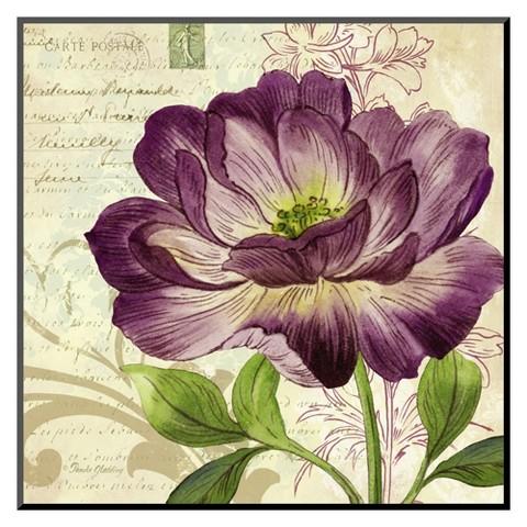 Art.com - Study in Purple II