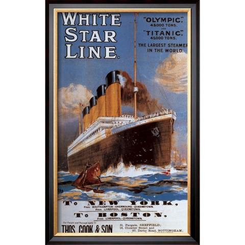 Art.com - White Star Line