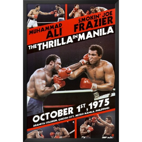 Art.com - Muhammad Ali vs Joe Frazier