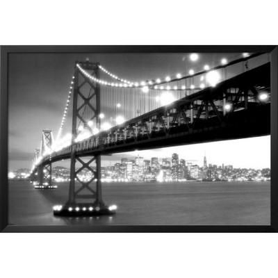 ECOM Art.com - San Francisco Framed Poster