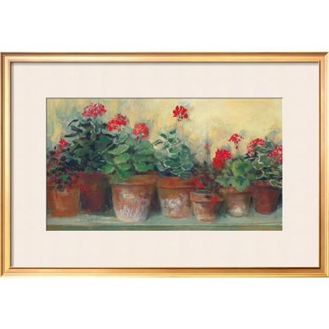Art.com - Kathleen's Geraniums