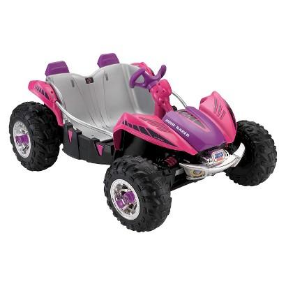 Fisher-Price Power Wheels Dune Racer – Pink / Purple