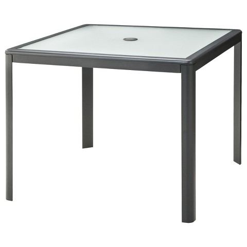 Room Essentials™ Upton Metal Patio Dining Table