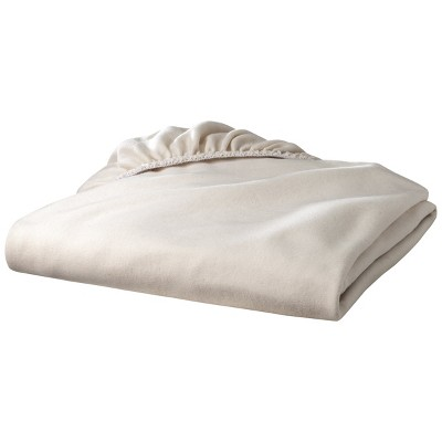 TL Care Organic Cotton Knit Sheet - Natural