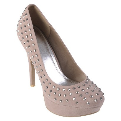 Womens' Journee Collection  Embellished Platform Pumps