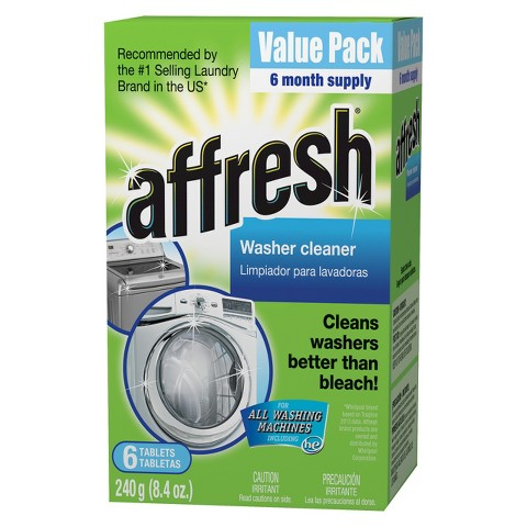 Affresh Washing Machine Cleaner 6 ct