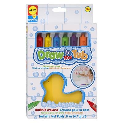 Alex Toys Draw in the Tub Bath Toy