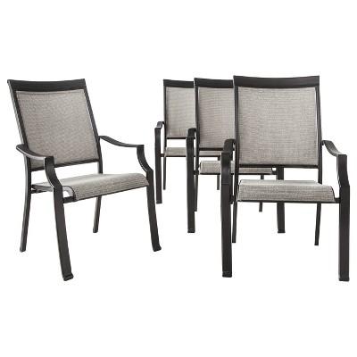 Threshold™ Harriet 4-Piece Sling Patio Chair Set