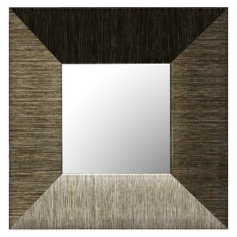 Threshold™ 2 Piece Striped Mirror