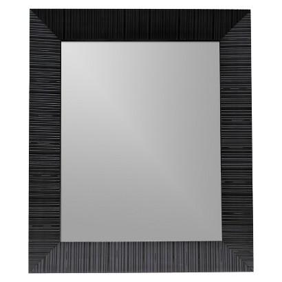 Threshold™ Ridge Mirror Black
