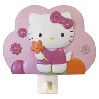Hello Kitty Garden Night Light