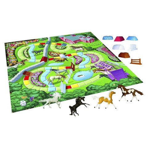 Alex Brands Ideal 0C618BL My Horse Show Game
