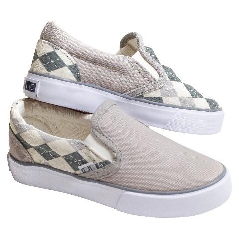 Boy's Xolo Shoes Preppy Slip On - Multicolor
