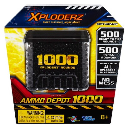 Xploderz Xploderz Ammo Depot 1000