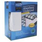 """Inspire Waterproof Sheet Protector Absorbent Underpad  - 36"""" x  72"""""""