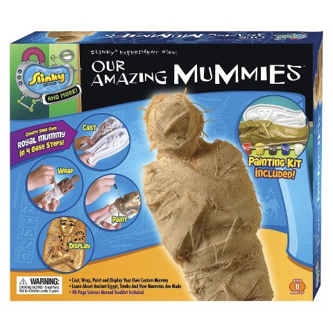 Alex Brands Scientific Explorer 07452 Our Amazing Mummies Model Kit