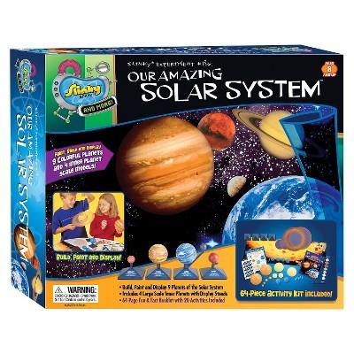 Scientific Explorer Our Amazing Solar System