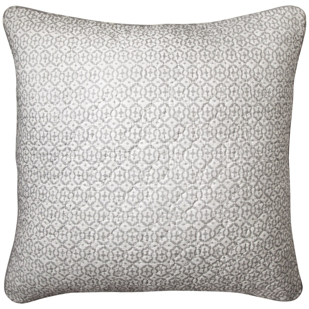 Hope Quilted Pillow - 20x20