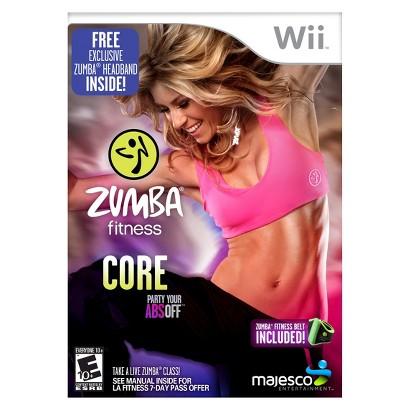 Zumba Fitness Core (Nintendo Wii)