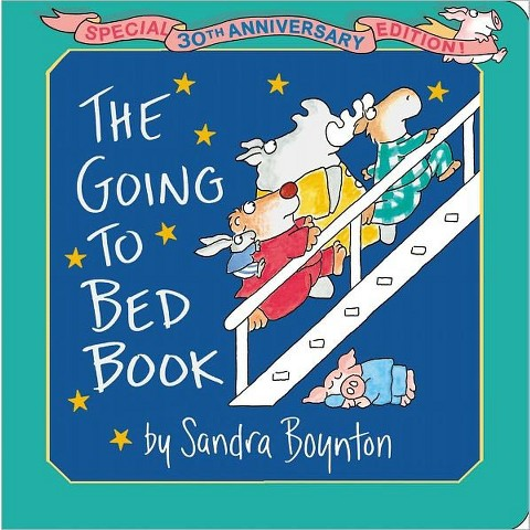 The Going To Bed Book: Special 30th Anniversary Edition! (Board-Book)