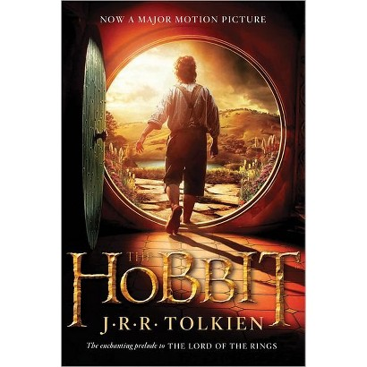 The Hobbit (Movie Tie-In) by J.R.R. Tolkien (Paperback)