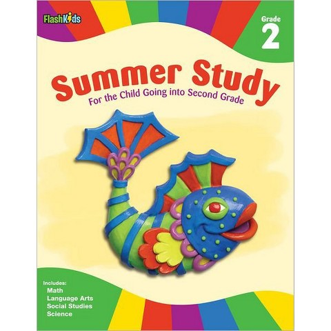 Summer Study: Grade 2 (Flash Kids Summer Study) by Flash Kids Editors (Paperback)