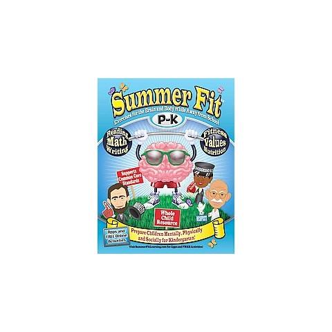 Summer Fit Preschool to Kindergarten: (Paperback)
