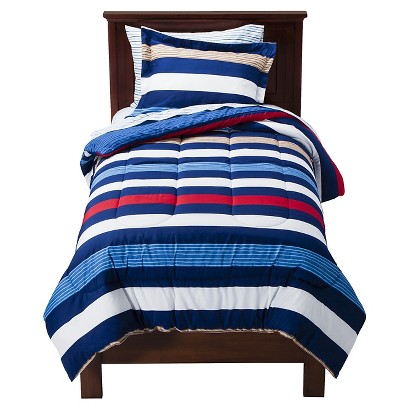 Circo Rugby Stripe Bed Set