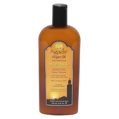 Agadir Argan Oil Daily Moisturizing Shampoo - 12 oz